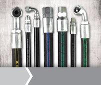 Hydraulic Hose, Repair, Fittings & Couplings - Dakota
