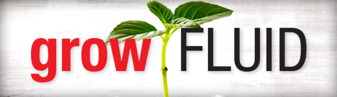 growFLUID header